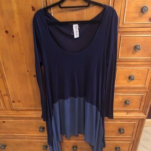 Free People Tunic Top - M